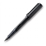 Lamy Al-Star Black Fountain Pen.