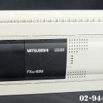 Plc Mitsubishi Model:FX3G-60MT/ES-A (สินค้าใหม่)