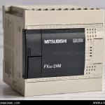 PLC MODEL:FX3G-24MT/ES-A [MITSUBISHI]