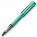 Lamy AL-star Bluegreen Rollerball Pen.
