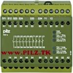 720308 PILZ PST 4 110VAC 6n/o 4n/c LiNE iD PILZ.TK