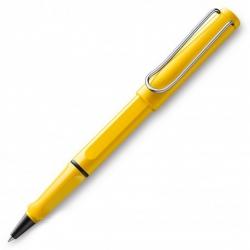 Lamy Safari Yellow Rollerball Pen