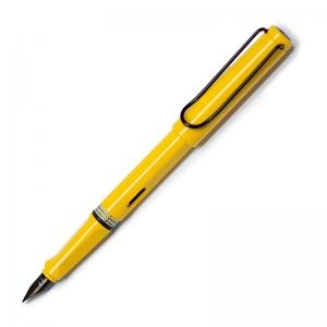 Lamy Safari Old Color Yellow with Black Clip