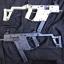 New.Kriss Vector AEG สีดำ (สีทราย) 2แม็กกาซีน สั้น-ยาว ปืนยาวระบบไฟฟ้า Made in HongKong ราคาพิเศษ