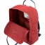 กระเป๋าเป้ Fjallraven Kanken Classic สี แดง Ox Red and Royal Blue พร้อมส่ง thumbnail 5