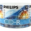 Philips CD-R 52X (50 pcs/Plastic Wrap)