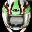หมวกกันน็อค REAL BRAVO ELECTRO 2017 3 ลาย สี ขาว-เขียว , ดำ-เขียว ด้าน , ดำ-แดง-ด้าน thumbnail 7