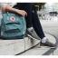 กระเป๋า Fjallraven Kanken Classic สี Frost Green เขียวอมฟ้า พร้อมส่ง thumbnail 7