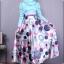 ☆ ✧Colourful Satin Dress ✧ ☆