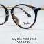 Rayban RX 7083D 2012 โปรโมชั่น กรอบแว่นตาพร้อมเลนส์ HOYA ราคา 3,400 บาท thumbnail 1