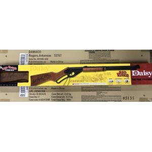 New.Daisy Red Rider Carbine ระบบคานเหวี่ยงอัดลม ยิงลูกกระสุนเหล็ก 4.5มิล ราคาพิเศษ