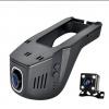 Hidden Wifi Car Dvr Dual Lens
