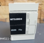 PLC Mitsubishi Model:FX3S-14MR/ES (สินค้าใหม่)