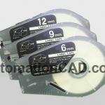 สติ๊กเกอร์ Label 9mm. White เครื่องพิมพ์ CANON รุ่น MK1100 MK2100 MK1500 MK2500 M-1std M-1Proii