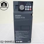 Inverter Mitsubishi Model:FR-A720-0.4K (สินค้าใหม่)