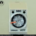 Timer Omron Model:H3Y-2,60S 100-120VAC (สินค้าใหม่)