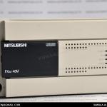 PLC MODEL:FX3U-48MR/DS [MITSUBISHI]