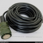 Encoder Cable Mitsubishi Model:MR-JHSCBL10M-L (สินค้าใหม่)