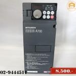 ขาย Inverter Mitsubishi Model:FR-A720-0.75K-A1 (สินค้าใหม่)