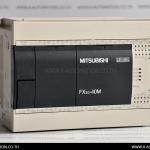 PLC MODEL:FX3G-40MR/ES [MITSUBISHI]