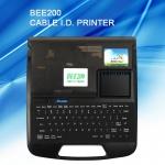 เครื่องพิมพ์ปลอกสายไฟ LITTLE BEE 200 16,500 Label Printer, Wire Marker