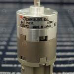 ขายกระบอกลม โรตารี่ SMC Model : CDRB2BWU15-180S-93AL (สินค้าใหม่)