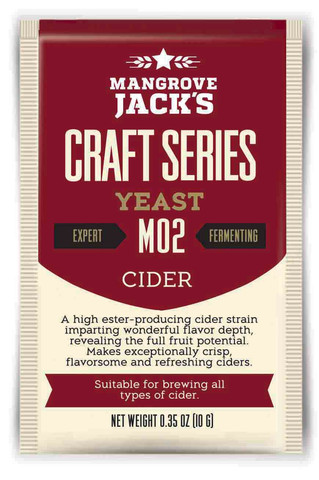 Cider M02 10g.x12 packs
