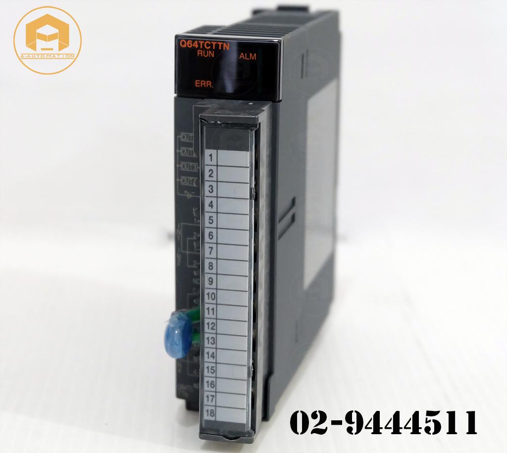 Plc Mitsubishi Model:Q64TCTTN (สินค้าใหม่)