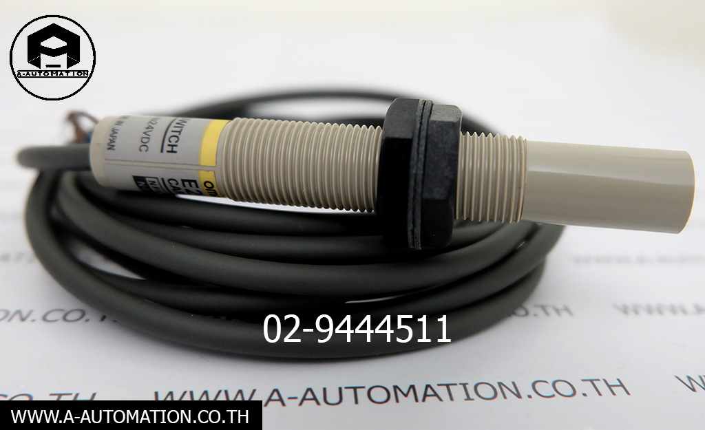 Capactivate Proximity Switch Omron Model:E2K-X4ME1 (สินค้ามือสอง)