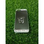 Tpu โครเมี่ยมประดับเพชรหัวท้าย(มีแหวน) iPhone7 plus สีดำ