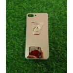 TPU โครเมี่ยมพร้อมแหวน(NEW) iphone7/iphone8(ใช้เคสตัวเดียวกัน) สีทอง