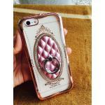 TPU Princess(มีแหวนตั้งได้) iphone6/6s สี Rose Gold