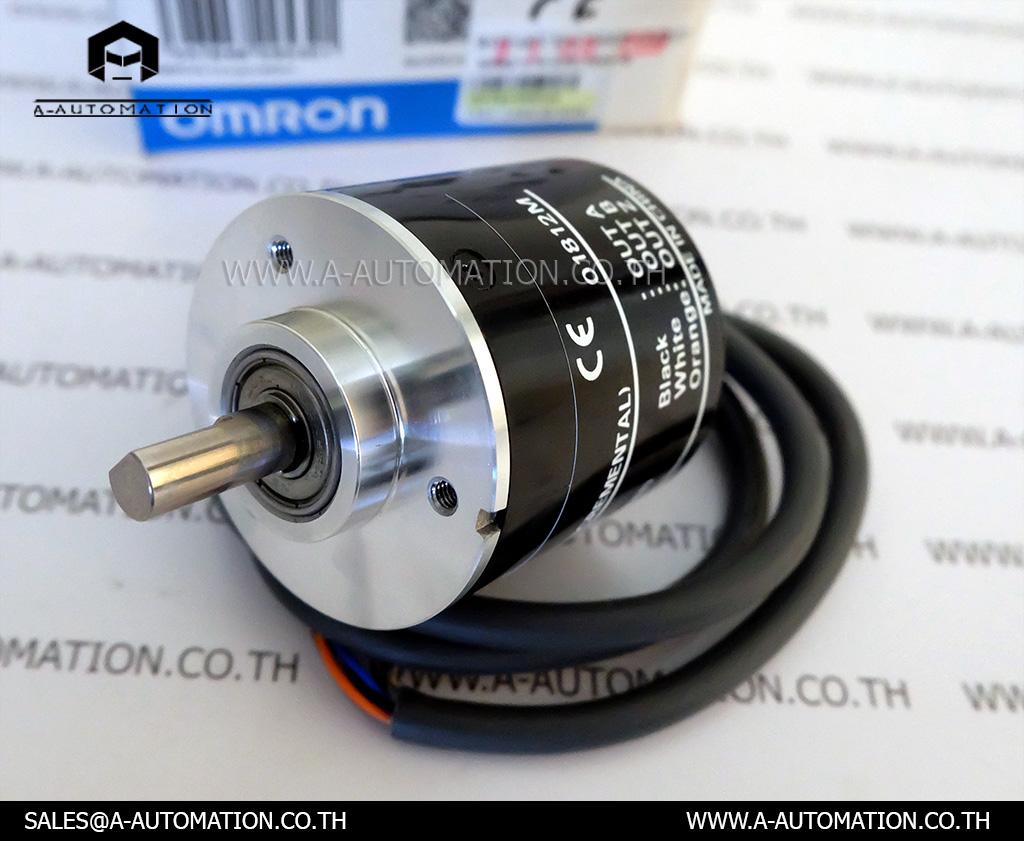 Rotary Encoder Omron Model:E6B2-CWZ3E,360P/R (สินค้าใหม่)