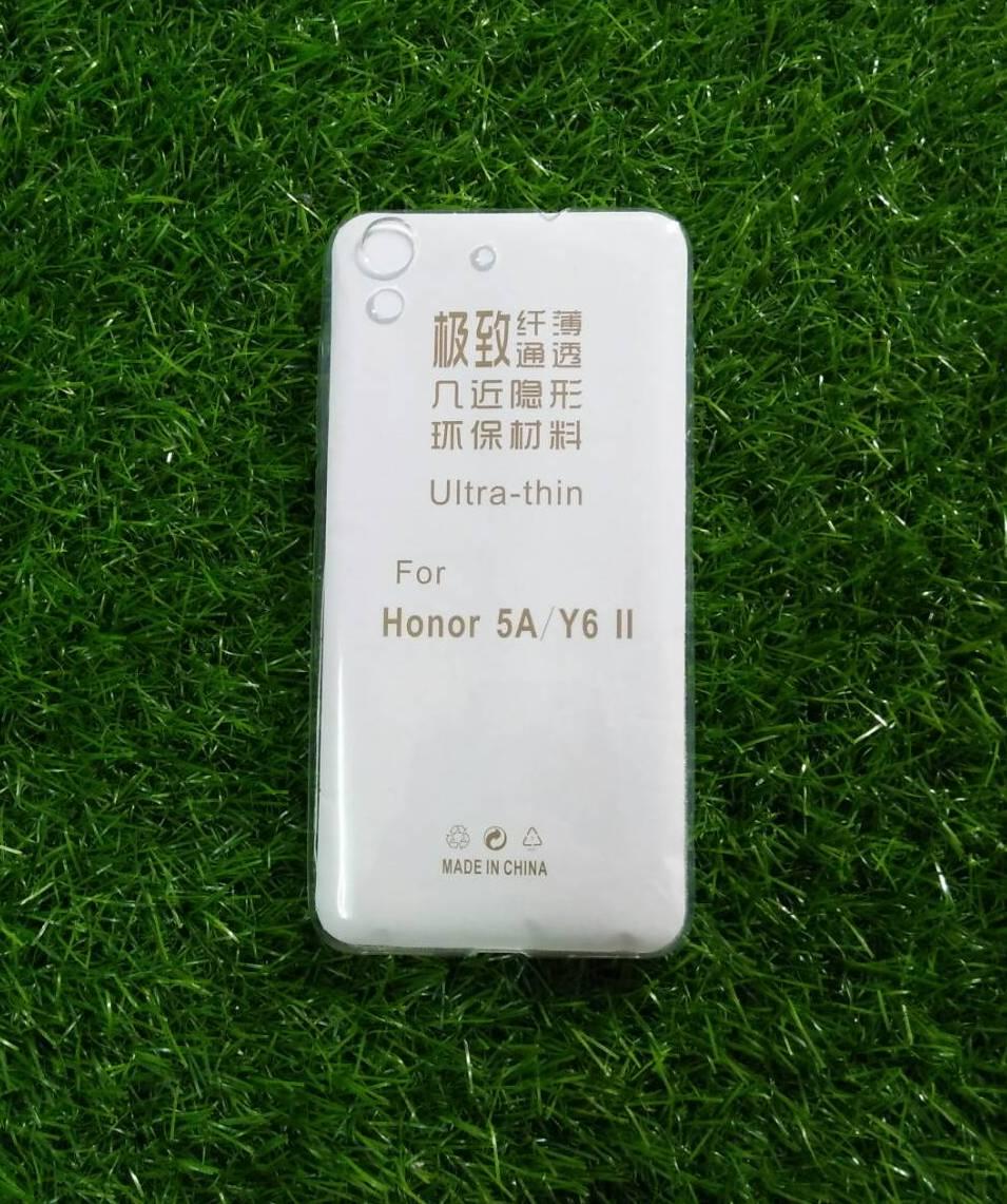 TPU ใส 0.3 บางเฉียบ Huawei Y6II(Y62)