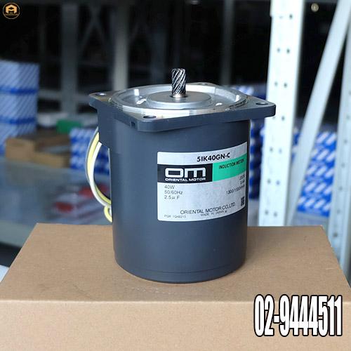 ขาย Induction Motor Oriental Motor รุ่น 5IK40GN-C