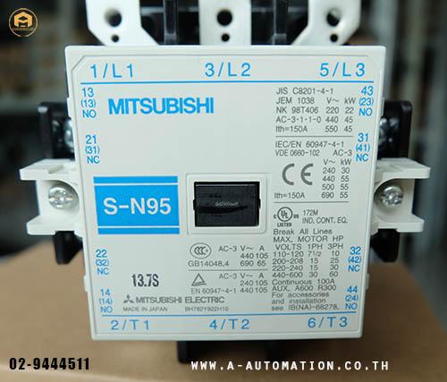 Magnetic mitsubishi Model:S-N95