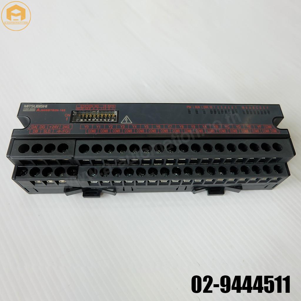 ขายCC-Link Mitsubishi AJ65SBTB2N-16S