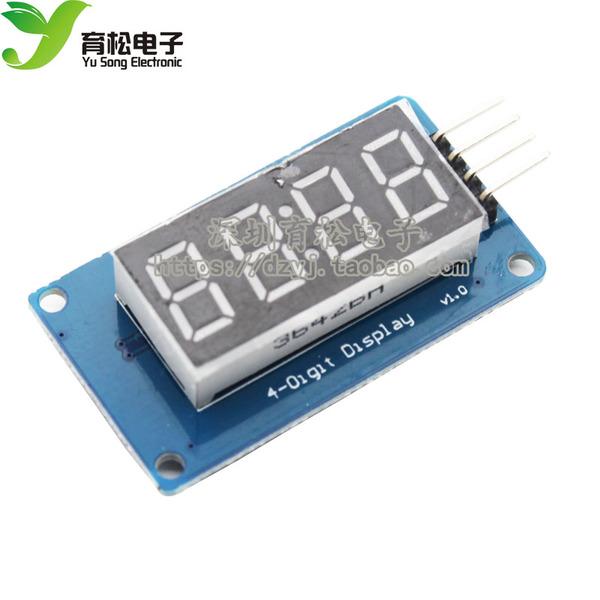 โมดูลนาฬิกา LED