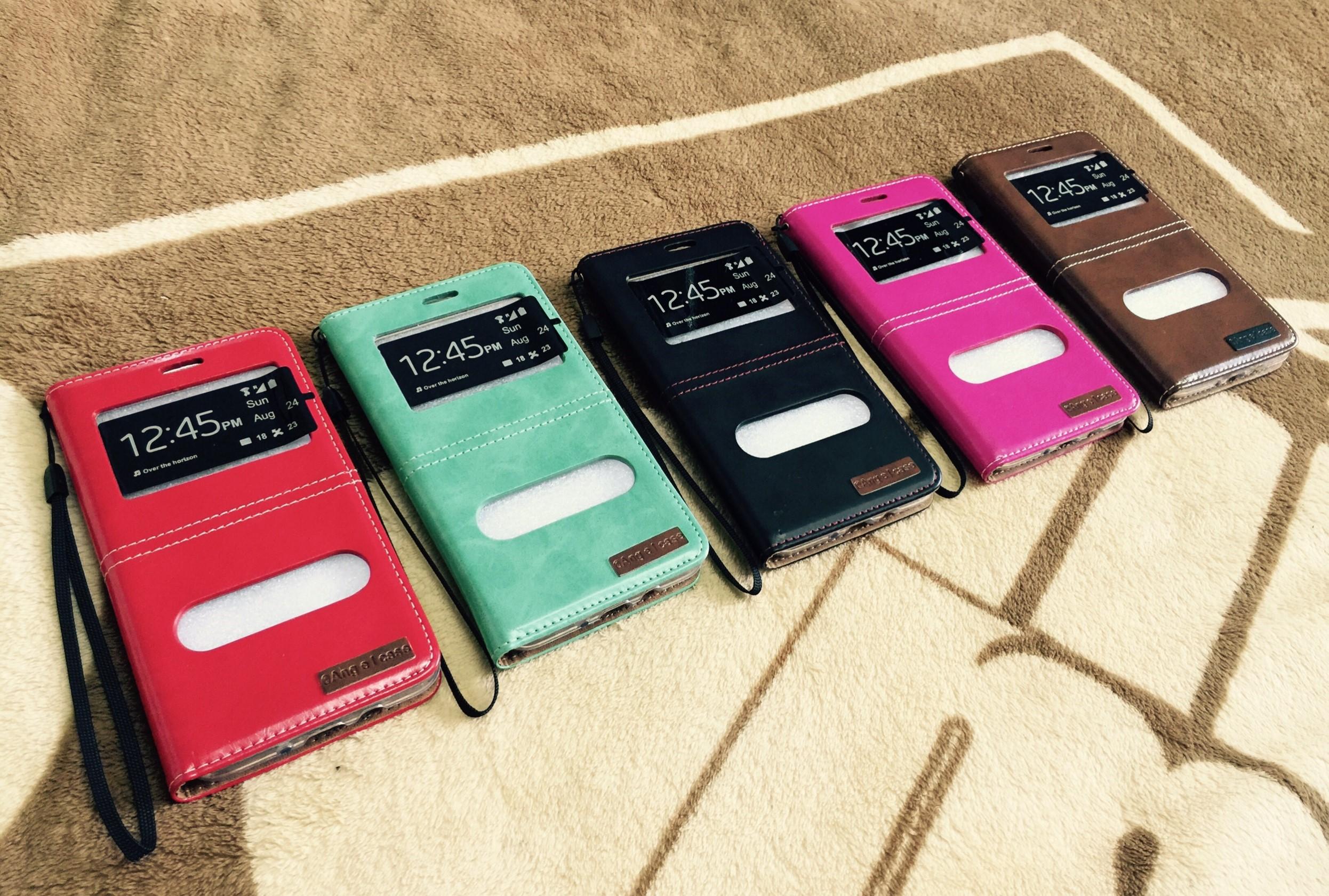 เคสเปิด-ปิด Angel Case iphone6/6s (ทัชรับสายได้ มีแม่เหล็กในตัว)