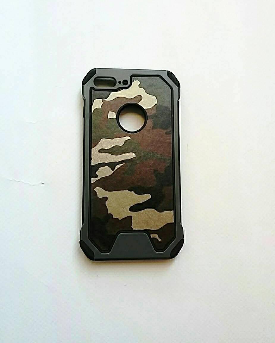 เคสลายพราง(NEW)iphone7 plus/iphone8 plus(ใช้เคสตัวเดียวกัน)