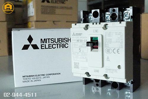 Breaker Mitsubishi Model : NF30-CS