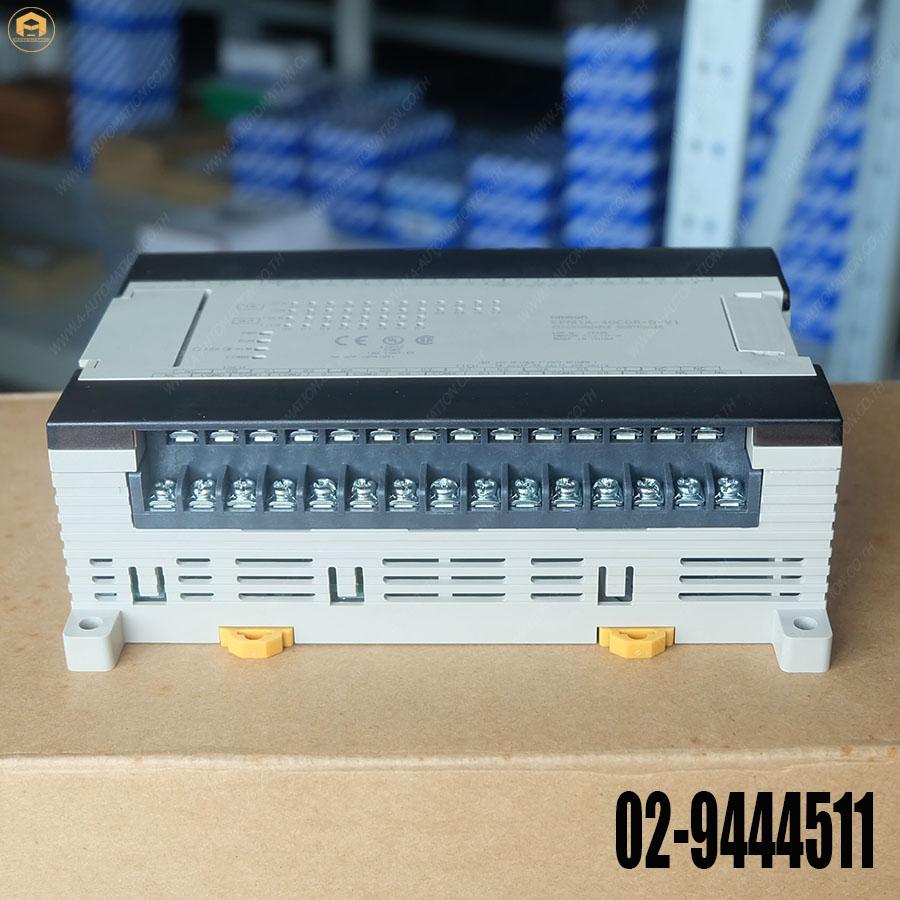 ขายPLC Omron รุ่น CPM1A-40CDR-D-V1