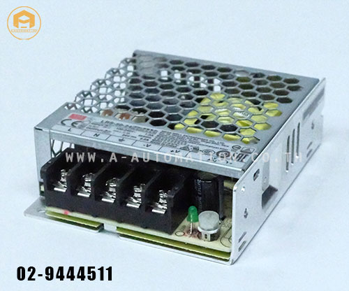POWER SUPPLY MEAN WELL MODEL:LRS-50-24