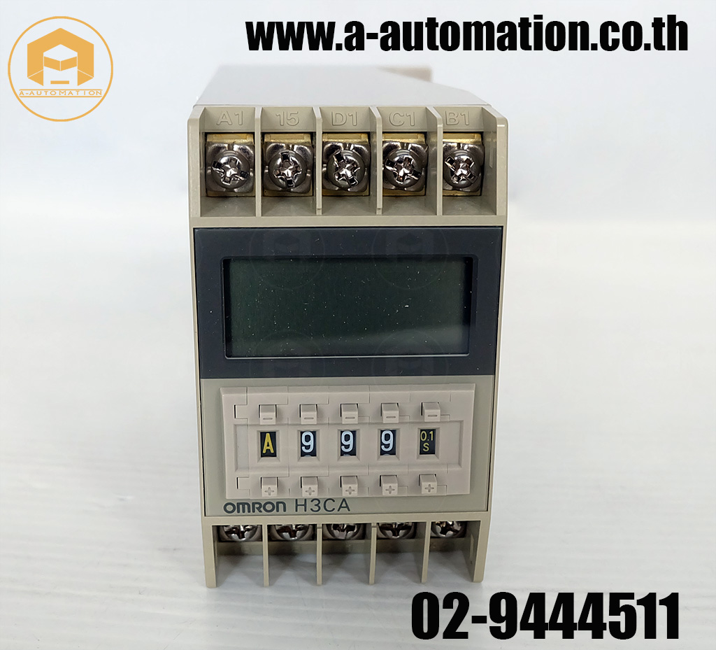 Timer Omron Model:H3CA-FA