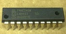 IC 74HC245 20 PIN