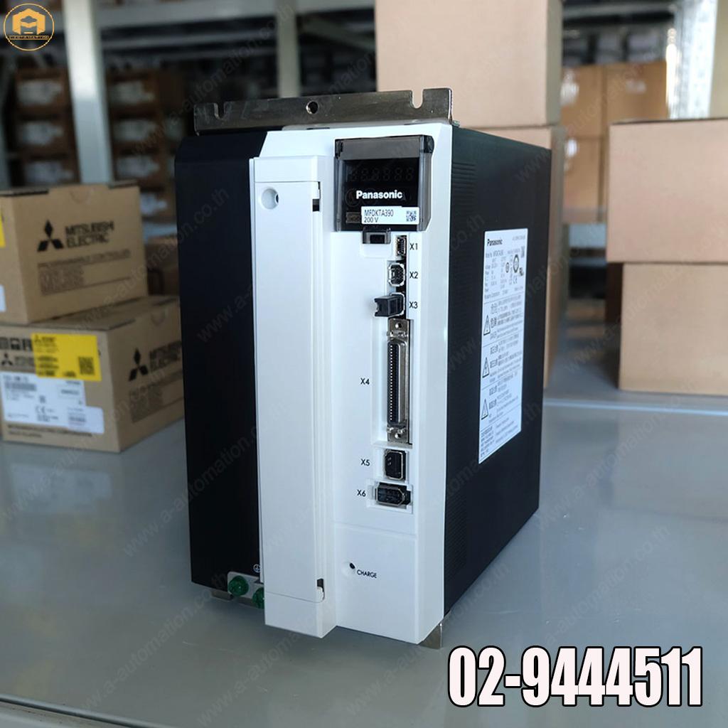 ขาย AC Servo Driver Panasonic รุ่น MFDKTA390