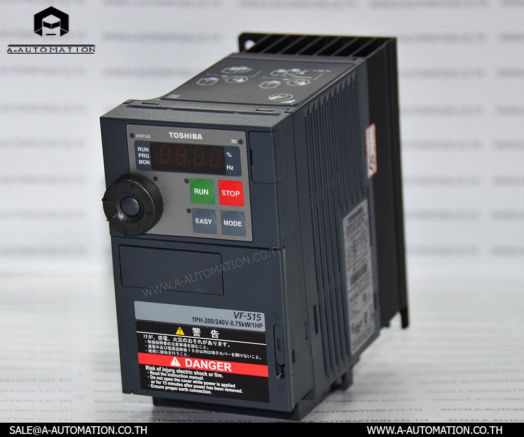 INVERTER MODEL:VFS15S-2007PL [TOSHIBA]