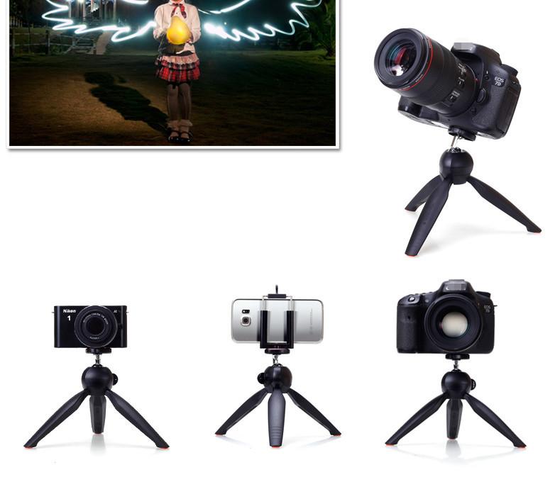 ขาตั้งมือถือ,กล้องถ่ายรูป YT-228(แนะนำใช้คู่กับรีโมทบลูทูธ)