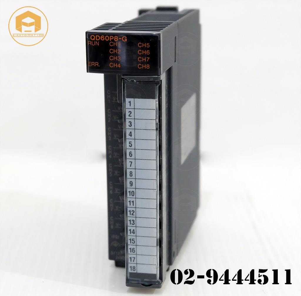 Plc Mitsubishi Model:QD60P8-G (สินค้าใหม่)