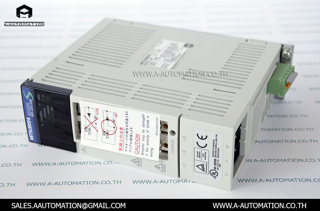 AC SERVO MODEL:MR-J2S-40A [MITSUBISHI]